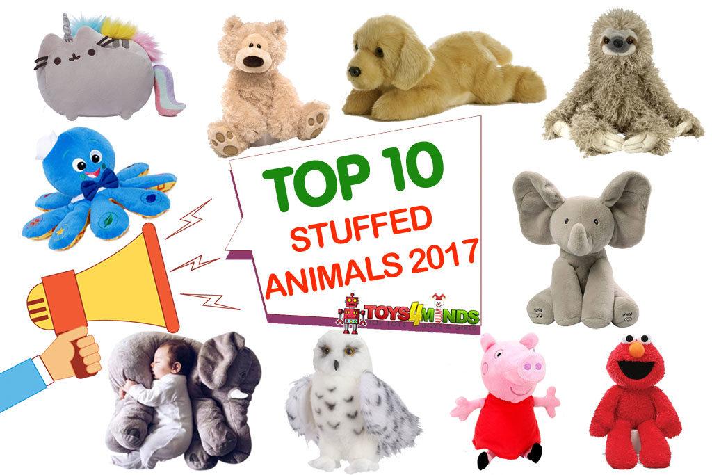 Best Stuffed Animals 2017