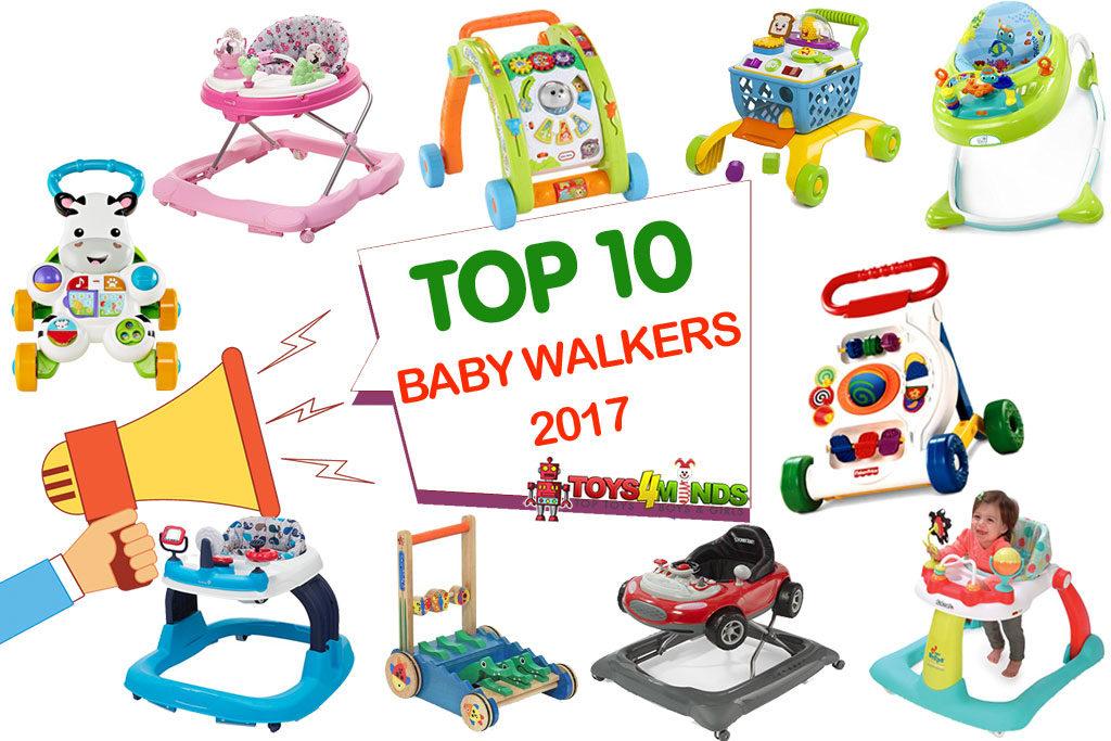 Best Baby Walkers 2017