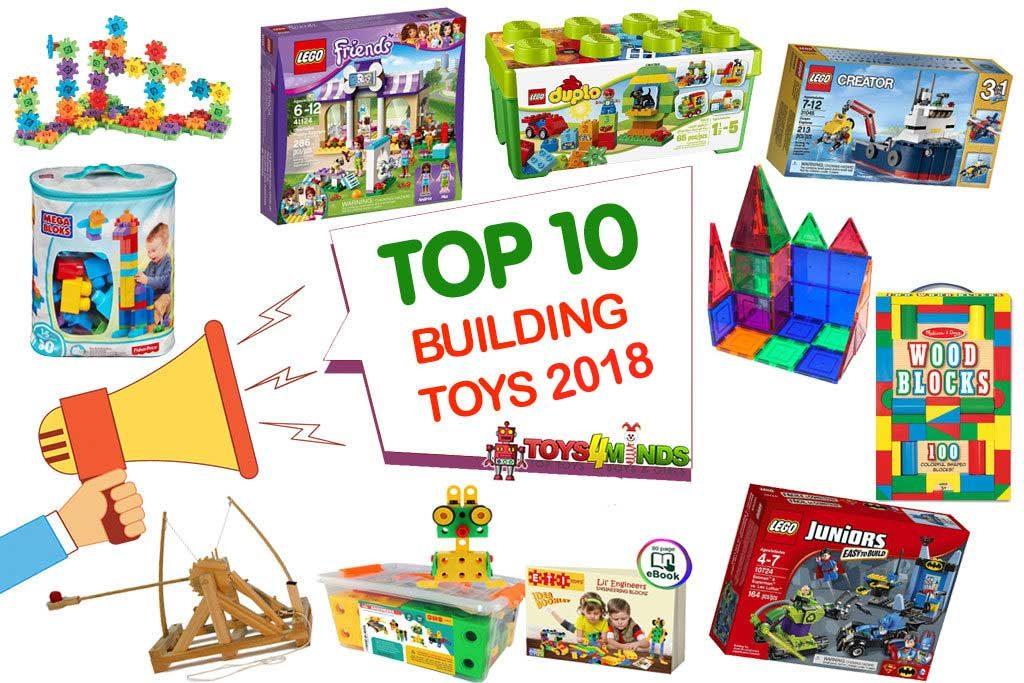 Best Building Toys 2018