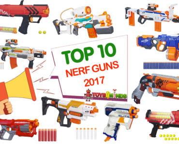 Best Nerf Guns 2017