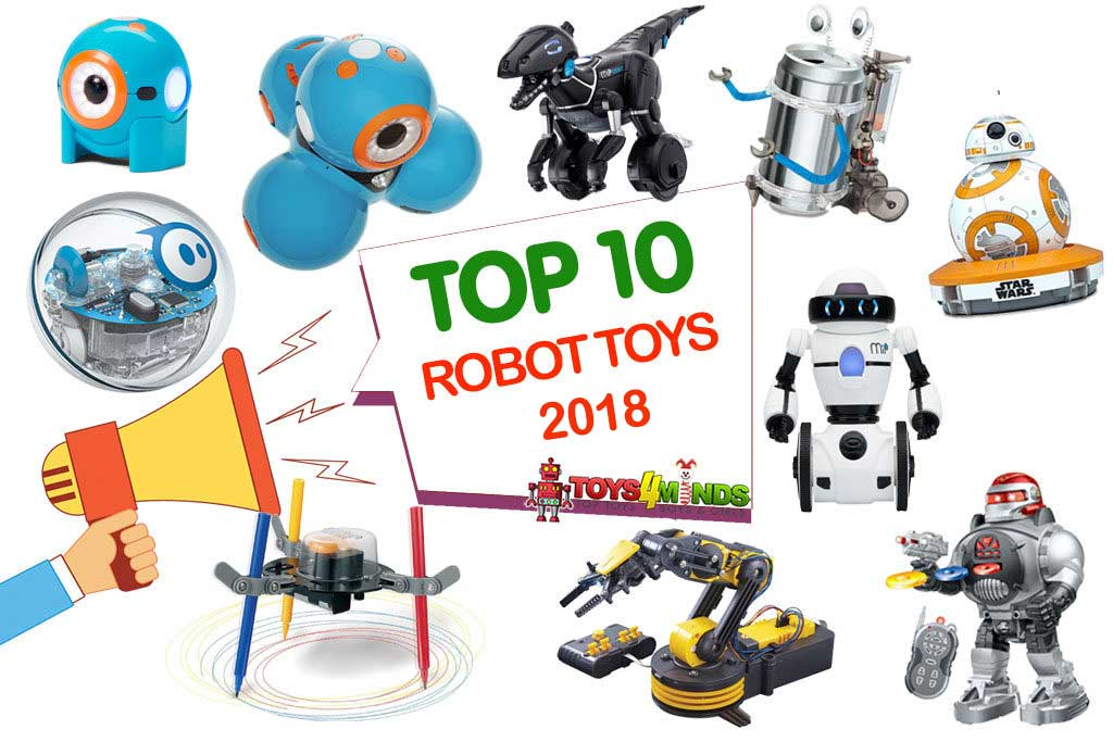 Best Robot Toys : Best robot toys minds
