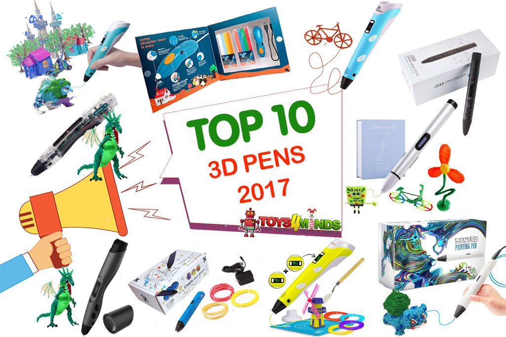 Popular Toys For Adults : Best d pens for kids adults toys minds
