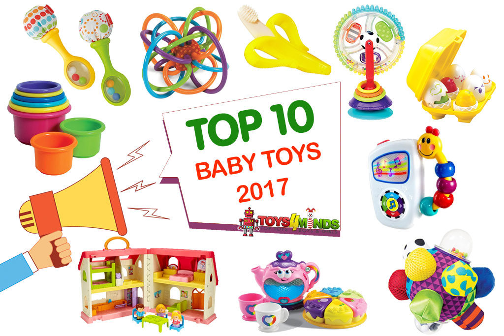Best Baby Toys 2017