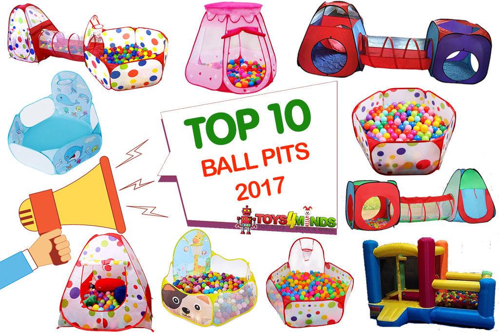 Best Ball Pits 2017