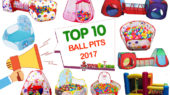 Best Ball Pits 2017