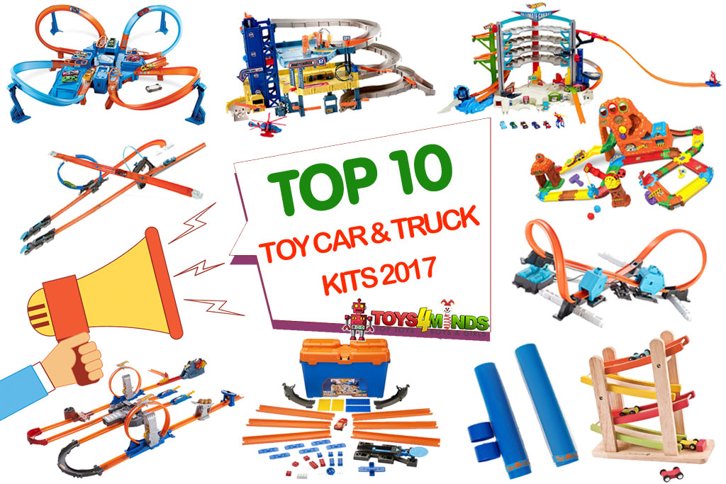 Best Toy Car & Track Kits 2017