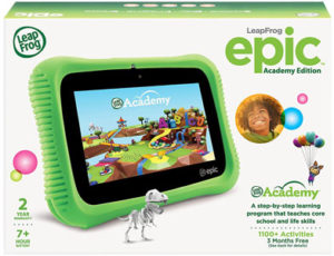 Epic Academy Edition Tablet