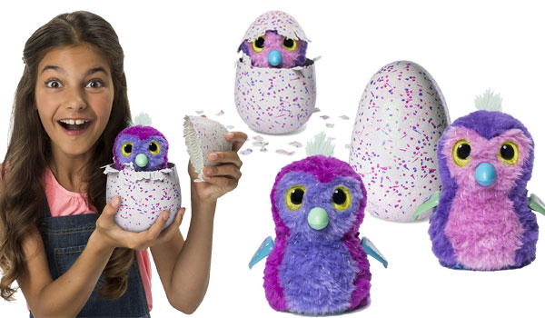 Hatchimals Sparkly Penguala
