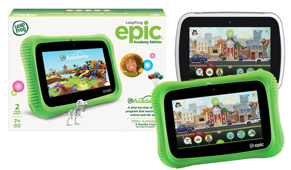 LeapFrog Epic Academy Edition Tablet Review