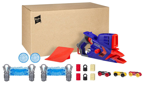 NERF Nitro Flash Fury Chaos set