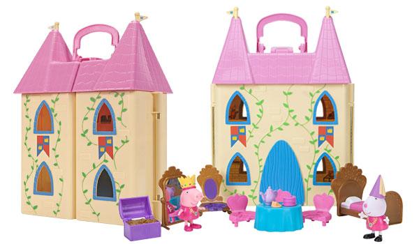Peppa Pig Princess Castle Playset Review