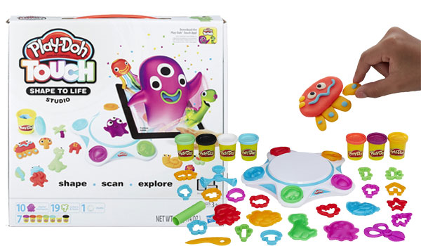 Play-Doh Touch Shape to Life Studio Review