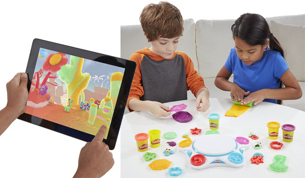 Play-Doh Touch Shape