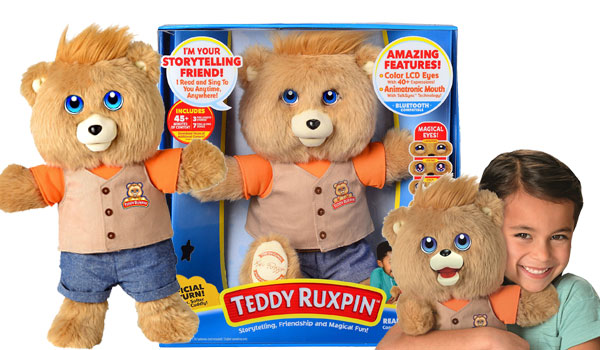 Teddy Ruxpin Review