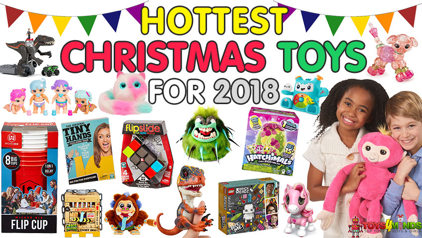 Top 5 Toys For Christmas : Hottest toys for christmas top