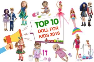 Best Dolls for Kids 2018