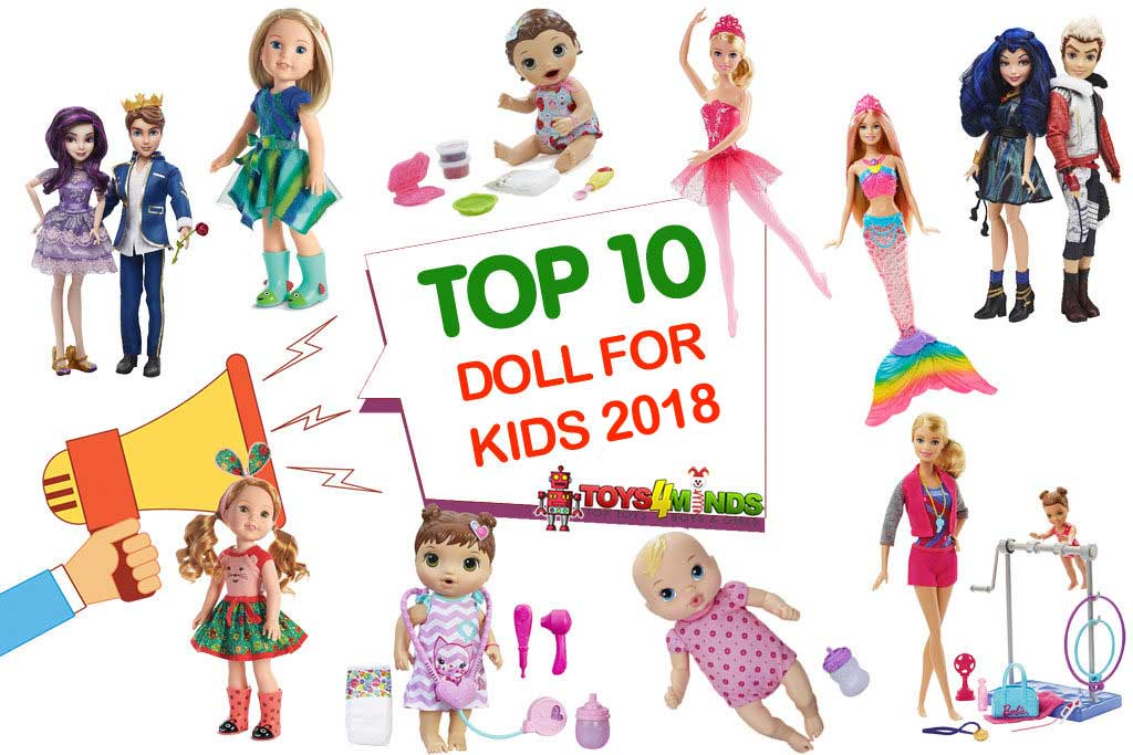 best-dolls-for-kids-2017-2018