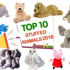 Best Stuffed Animals 2018