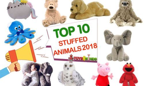 Best Stuffed Animals 2018