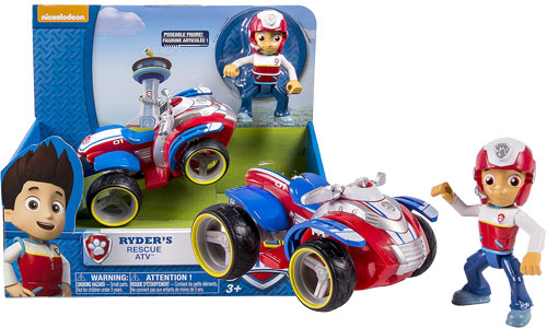 Paw Patrol Ryder S Rescue Atv Pup Vehicle A Perfect Christmas