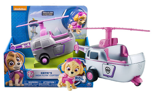 Paw Patrol - Skye's High Flyin' Copter