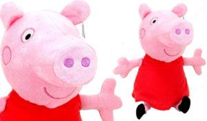 """Peppa Pig 13.5"""" Plush"""