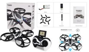 TOZO Q2020 Drone RC Quadcopter