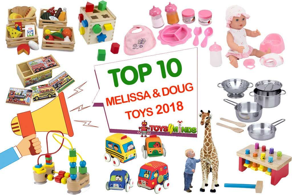 Best Melissa and Doug Toy 2018