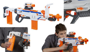 Nerf Modulus Regulator Toy