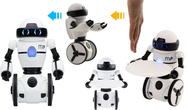 WowWee - MiP the Toy Robot – White