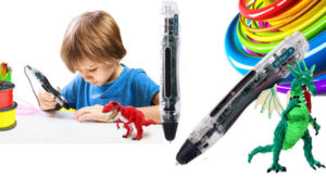 3D Drawing Pen - Safe for Kids & Adults