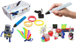 3D Pen Printer by TITANIUM MICRO