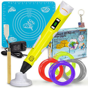 3D Printing Pen 2nd Generation with LCD Screen