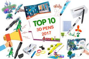 Best 3D Pens 2017