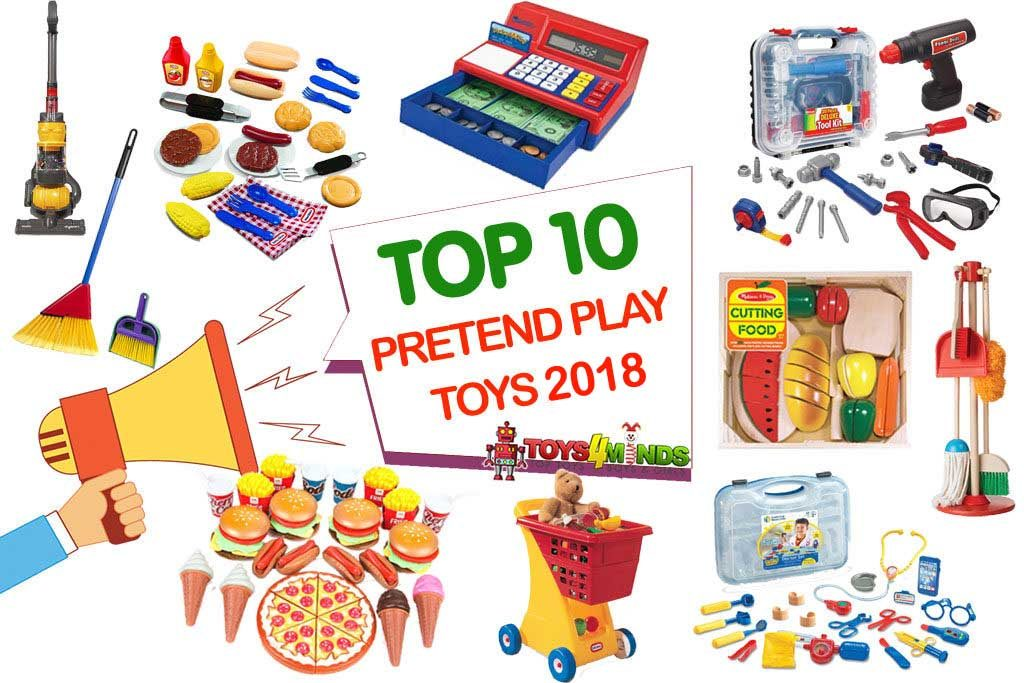 Best Pretend Play Toys 2018