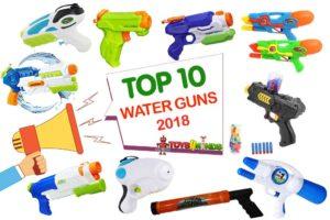 Best Water Guns 2018