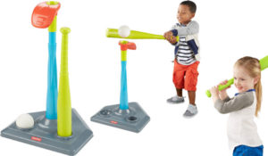 Fisher-Price Grow-to-Pro 2-in-1 Tee Ball