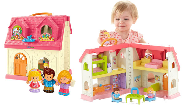Fisher-Price Little People Surprise & Sounds Accueil