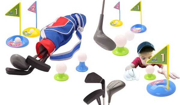 Golf Clubs Set Grow-to-Pro Golfer 15 Piece Set