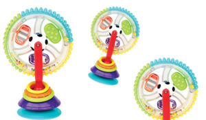 Sassy Wonder Wheel Activity Center
