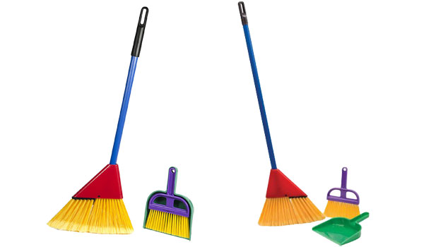 Schylling Little Helper Broom Set