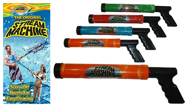 Stream Machine TL-600 Water Launcher (colors may vary)