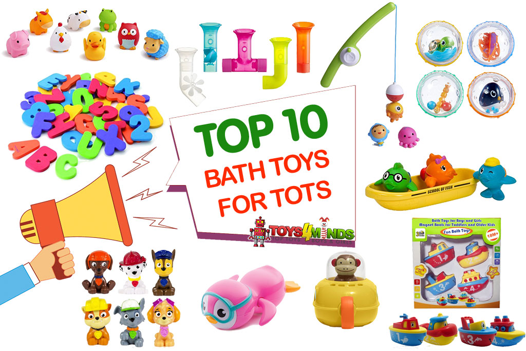 Best Bath Toys for Toddlers 2017
