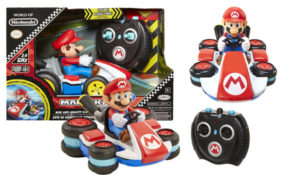 NINTENDO World of Nintendo Mini RC Racer Vehicle