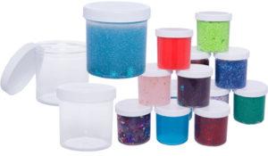 Slime Storage Jars 6oz