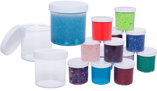 Slime Storage Jars 6oz