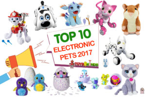 Best Electronic Pets 2017