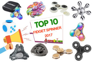 Best Fidget Spinners 2017