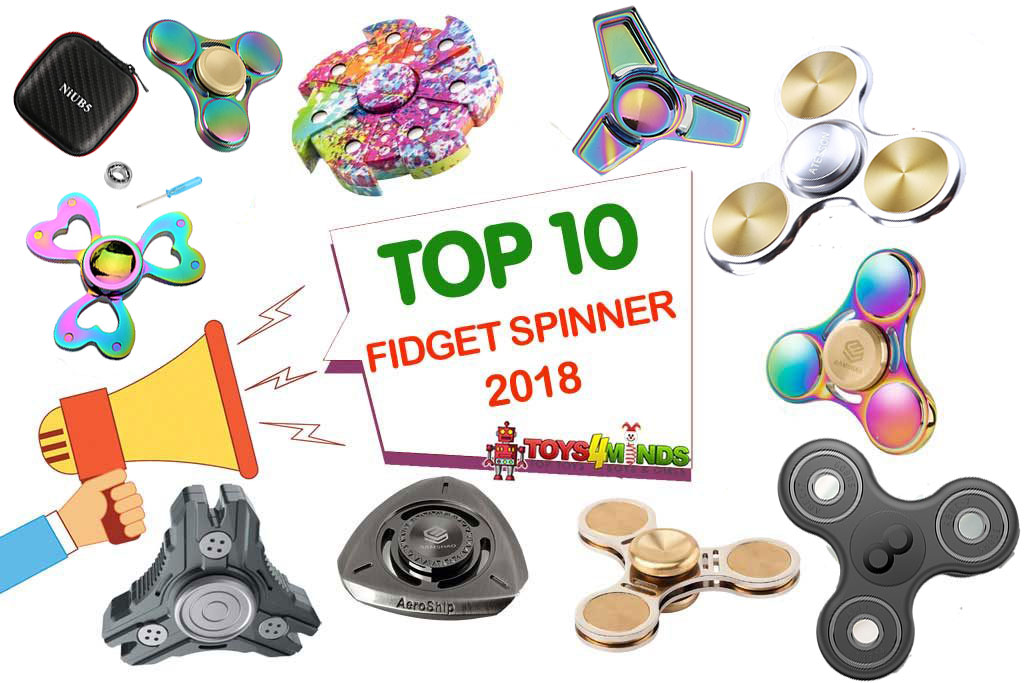 Best Fidget Spinners 2018
