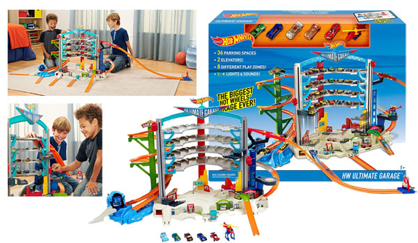 Hot Wheels Ultimate Garage Playset Standard Packaging